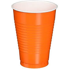 amscan big pack 50 count plastic cups 16 ounce