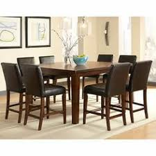 Costco Dining Room Sets Universal Furniture 5 Piece Counter Height Checkerboard Dining Set