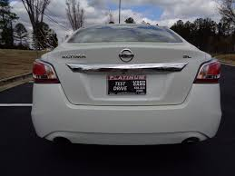 nissan altima 2015 gas tank 2015 used nissan altima 4dr sedan i4 2 5 sl at platinum used cars