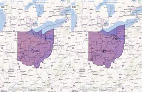 Ohio Senate District Map by Censusviewer U2013 Screenshots And Example Images