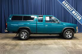 blue nissan truck 1997 nissan truck xe 4x4 northwest motorsport