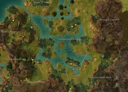 Caledon Forest Map Gw2 Items Collections Guide Dulfy