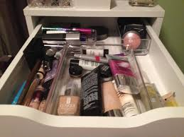Kitchen Cabinet Organisers by Makeup Storage Makeup Drawer Organizer Ikea Kitchen Cabinets
