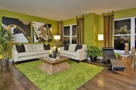 Lime Green Shag Rugs Living Room Wonderful Green Living Room Ideas Pictures With Lime