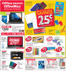 home depot spring black friday 2017 ad scan office depot office max weekly ad 8 27 17 to 9 2 17