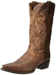 amazon com dan post men u0027s renegade snip toe western boot western