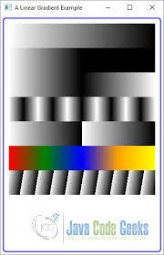 javafx color example examples java code geeks 2017