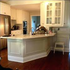 Kitchen Half Wall Ideas Kitchen Wall Ideas Paneling Blamo Co