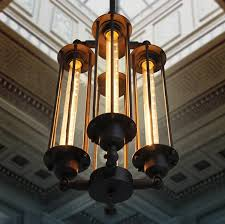 industrial style lighting chandelier loft style flute vintage pendant l creative bar industrial style