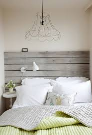 White Wooden Headboard Fabulous White Wooden Headboard Plank Headboard Cottage Bedroom