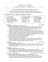 Art Teacher Resume Examples by A Resume For The Modern Art Teacher Art Ed Pinterest Modern