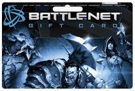 battlenet prepaid card free 20 15 blizzard entertainment battle net gift card code