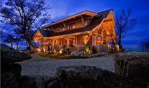 Log Home Styles Modern Log Home Design Styles