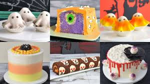 how to make amazing halloween cakes by haniela u0027s youtube