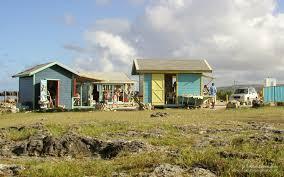 free wallpaper u2013 beach shacks in barbados tropical connections