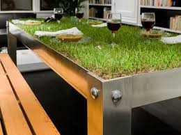Table Top Ideas 12 Green Ideas Adding Grass To Modern House Design And Interior