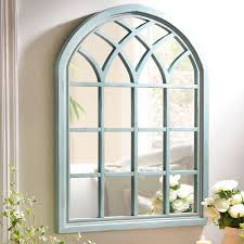 Ideas Design For Arched Window Mirror 10 Ideas For Decorating Over The Couch My Kirklands Blog