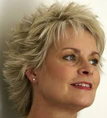 how to do spiked or spiky hair for older women 35 short hair for older women short hairstyles 2016 2017