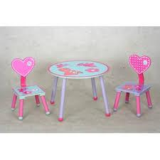 kids animal table and chairs animal themed kids table chair sets you ll love wayfair ca