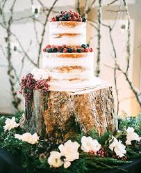 Winter Wedding Cakes 6 Winter Wedding Cake Ideas Using Frosted Details Brides