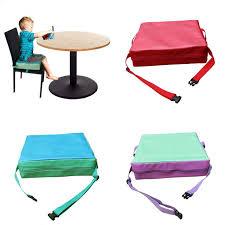 rialzi sedie per bambini bambini maggiore rilievo bambino rialzo sedia cuscino regolabile