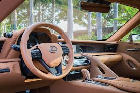 lexus lc interior road test 2018 lexus lc 500 u2013 fatlace since 1999