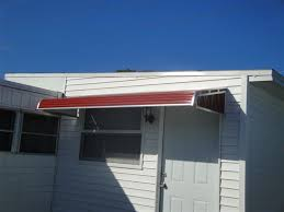 Powered Awnings Stationary Window And Door Awnings Sun And Shade Awnings For