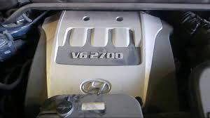 wrecking 2005 hyundai tucson 2 7 automatic c18110 youtube