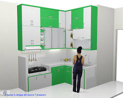kitchen set furniture semarang page jual kitchen set semarang tinggi sampai plafon dengan tong sampah furniture