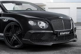 bentley mulsanne matte black bentley continental gtc by startech