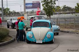 volkswagen beetle classic modified siam vw festival 2014 bangkok thailand classiccult