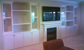 Entertainment Center With Bookshelves Custom Cabinets Entertainment Centers Built Ins Vrieling