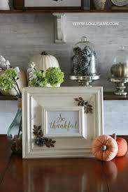thanksgiving dining room decorations lolly