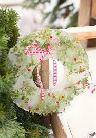 Christmas Decorations For Outside by 24 Creative Ice Christmas Decorations For Outdoors Digsdigs