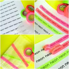 omiyage blogs diy customize your washi tape