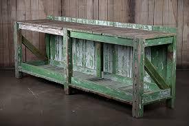 antique rustic green belgian buffet mecox gardens