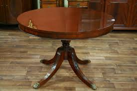 best round pedestal dining table with leaves u2014 decor trends