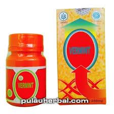 ekstrak cacing tanah obat tipes panas demam kapsul cacing