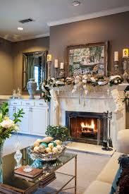 Living Room Mantel Decor Mantel Decoration Photos Living Room Traditional With Fireplace