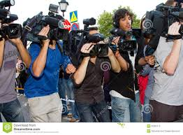 paparazzi with video camera editorial photography image 20005172
