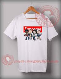 supreme shirts custom design things supreme t shirts cornershirt