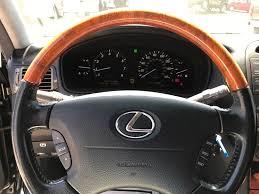 2005 lexus ls430 gas mileage used 2005 lexus ls 430 for sale el paso tx