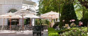 garden café the grand america hotel