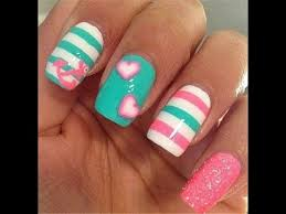 20 cute and simple nail designs for beginners top nail art designs