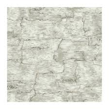 york wallcoverings lm7987 lake forest lodge birch bark wallpaper