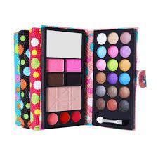 Eyeshadow Dompet 2016 new ucanbe wallet box palette eyeshadow makeup set 18