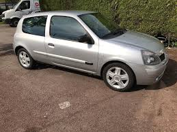 2005 renault clio 1 5 dci campus sport in blackwood caerphilly