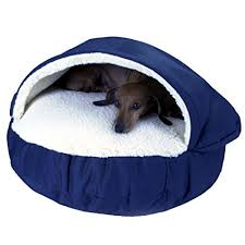 small pet beds amazon com snoozer cozy cave navy small pet beds pet supplies