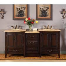 72 Inch Double Sink Bathroom Vanities Vanities Double Sink Bathroom Vanity Decorating Ideas Double
