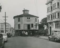 san francisco octagon houses home to 3 spinsters and a ghostly